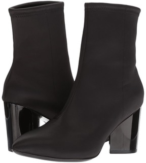 Opening Ceremony Dylan Satin Boot Women's Boots