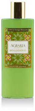 Agraria Lime & Orange Blossoms Bath & Shower Gel