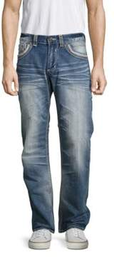 Affliction Blake Whiskered Jeans