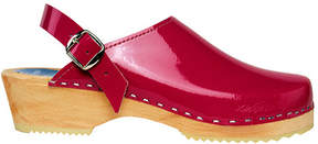 Cape Clogs Women's Hot Pink Patent