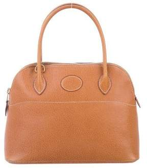 Hermes Peau Porc Bolide 27 - BROWN - STYLE