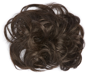 Hairdo. by Jessica Simpson & Ken Paves Midnight Brown Curly-Do Wrap