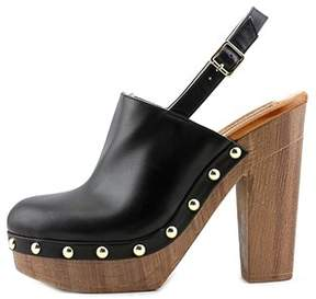 INC International Concepts Womens Ashmee Closed Toe Ankle Strap Mules.