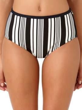 Anne Cole High Waist Bikini Bottom