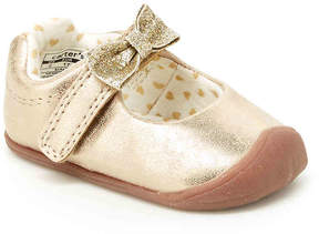 Carter's Girls Every Step Sarah 2 Stage 1 Infant Mary Jane Crib Shoe