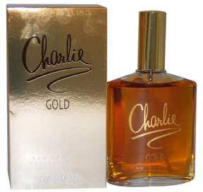 Charlie Gold by Revlon Eau de Toilette Women's Spray Perfume - 3.4 fl oz