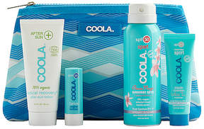 Coola Sport Essentials Classic Sport Travel Kit.