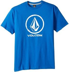 Volcom Lino Stone Short Sleeve Tee Boy's T Shirt