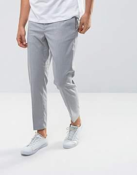 MANGO Man Smart Pant In Gray
