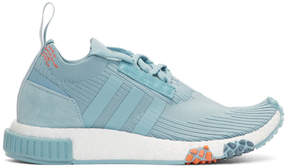 adidas Blue NMD Racer Sneakers