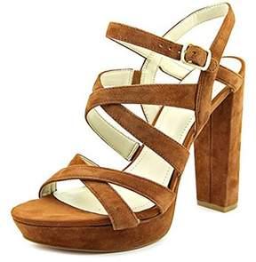 BCBGMAXAZRIA Bcbgeneration Womens Morgan Open Toe Casual Strappy Sandals.