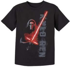 Star Wars Toddler Boy Episode VII The Force Awakens Kylo Ren Tee