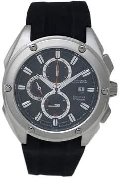 Citizen CA0210-00E Men's Eco-Drive Chronograph Watch