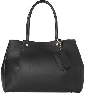 Lk Bennett Regan pelated leather tote