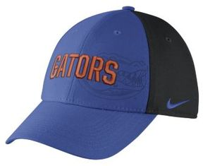 Nike College Classic Swoosh Flex (Florida) Fitted Hat