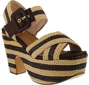 Azura Amare Woven Double Platform Sandal (Women's)