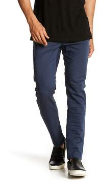 Karl Lagerfeld Straight Leg Denim Pants
