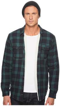 Globe Camden II Long Sleeve Shirt Men's Clothing