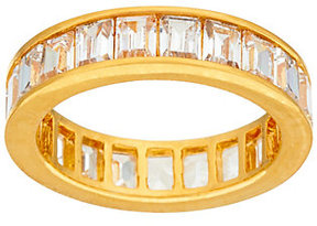 Elizabeth Taylor The 4.20cttw Simulated Diamond Eternity Band