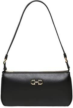 Salvatore Ferragamo Lisetta Saffiano Leather Shoulder Bag
