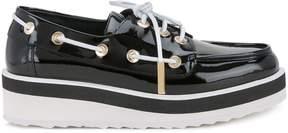 Pierre Hardy Marina boat shoe loafers