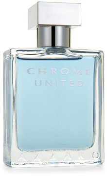 azzaro Chrome United Eau De Toilette 1.7 oz. Spray