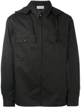 Lemaire hooded jacket