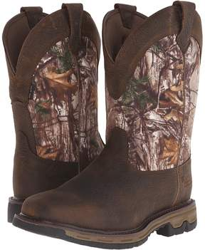 Ariat Conquest Pull-On H2O Insulated 400G Men's Work Boots