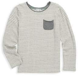 Splendid Toddler's & Little Girl's Stripe Print Tee