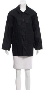 eskandar Oversize Button-Up Jacket