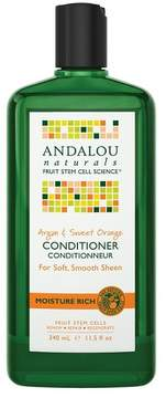 Andalou Naturals Argan & Sweet Orange Moisture Rich Conditioner - 11.5oz