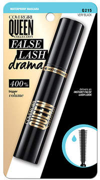 CoverGirl Queen Collection False Lash Drama Waterproof Mascara Very Black
