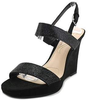 Nina Womens Adila Open Toe Special Occasion Slingback Sandals.