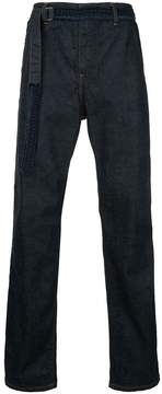 Sacai belted jeans