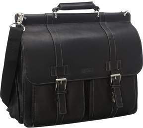 Kenneth Cole New York Kenneth Cole Reaction Mind Your Own Business - Colombian Leather Dowel Rod Laptop Case