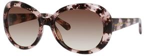 Safilo USA Kate Spade Uma Oval Sunglasses