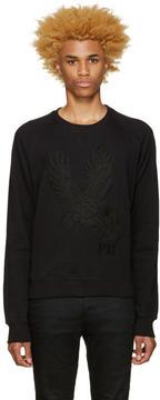 Pierre Balmain Black Eagle Pullover