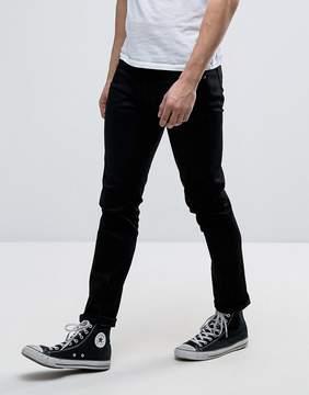 Nudie Jeans Tilted Tor Jean Dry Cold Black Wash