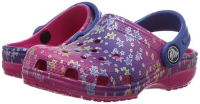 Crocs Classic Graphic Clog Kids Shoes