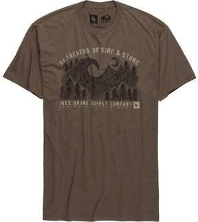 Hippy-Tree Hippy Tree Channel T-Shirt - Men's