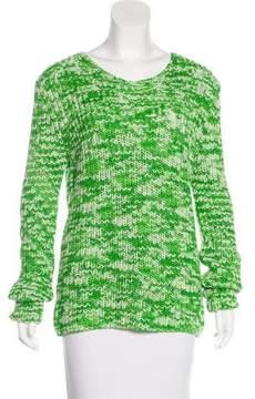 Celine Long Sleeve Open Knit Sweater w/ Tags