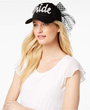 Betsey Johnson Retro Bride Baseball Hat