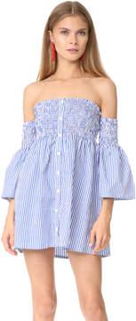 Faithfull The Brand Hockney Dress