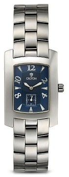 Croton Women's Stainless Steel Watch - Silver