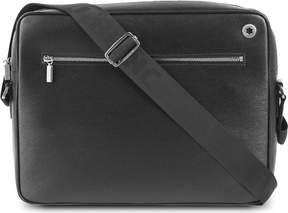 Montblanc Westside leather messenger bag