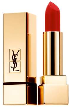 Yves Saint Laurent Rouge Pur Couture The Mats Lipstick - 201 Orange Imagine