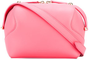 Delpozo double zip crossbody bag