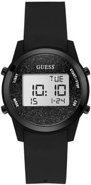 GUESS Black Digital Watch