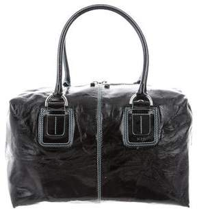 Tod's Patent Leather Bag