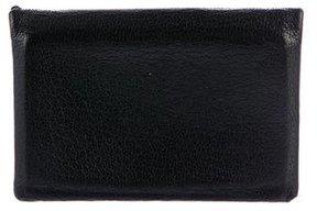 Hermes 2010 Chevre Mysore Calvi Card Case - BLACK - STYLE